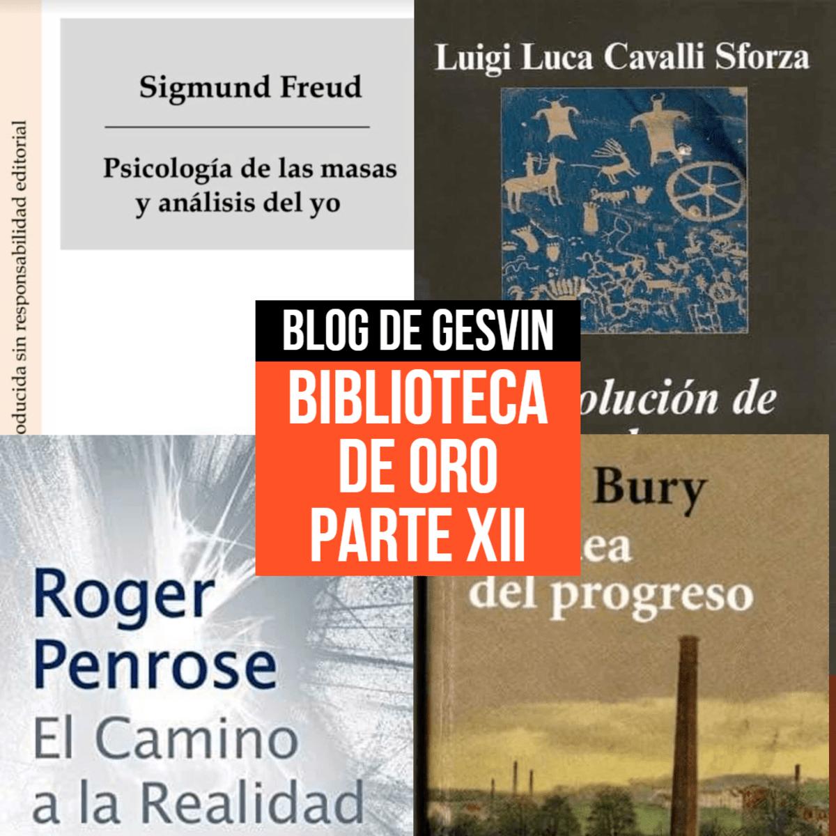 Biblioteca de Oro - Parte XII.