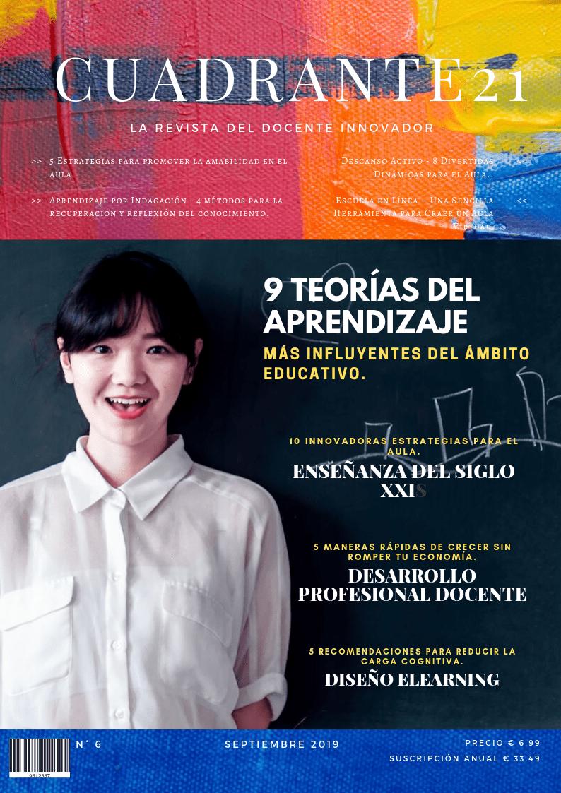 Revista Docente Cuadrante21 – Volumen 6.